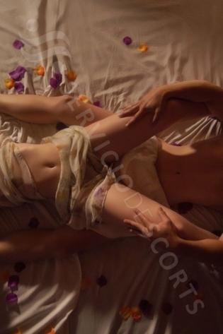 Ada.  La sensualidad al desnudo.