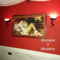Masajes y modelos. Madrid